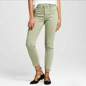 NEW WITH TAGS Mossimo Jeggings